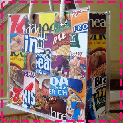 Cereal box crafts-- from Post cereal coupons to cool craft projects ...