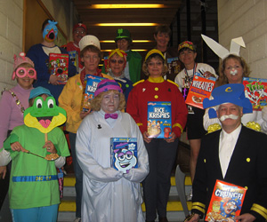 I know I know. Itu0027s still a long time until Haloween. But Iu0027m already really excited about this yearu0027s costumes! I guess Iu0027ll have to get my cereal-fun fix ...  sc 1 st  Rachel Huttonu0027s blog - Typepad & Is It Halloween Yet? Iu0027ve Got My Costume Already. - Rachel Huttonu0027s blog